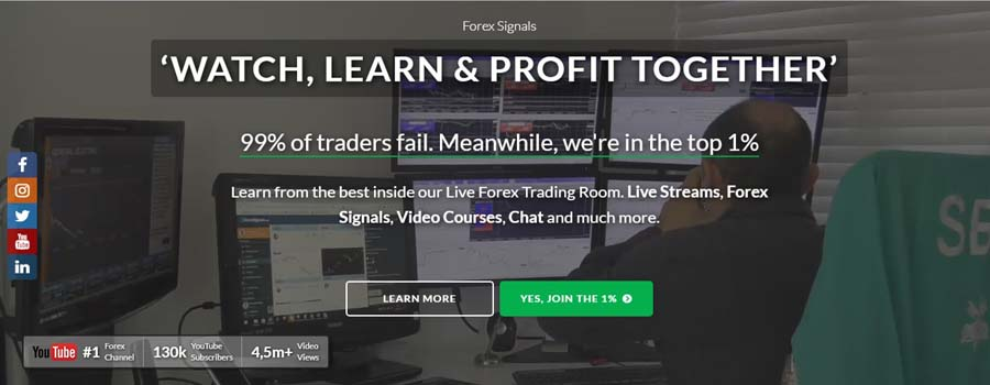 A Complete Review Of forexsignals.com – Is It Worth Buying?